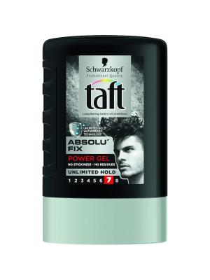 TAFT JOLE MEGA ABSOLUFIX BLACK 300ML