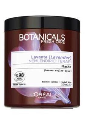 BOTANICALS MASKE LAVANTA 200ML