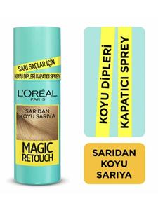 LOREAL MAGIC RETOUCH SAC DIP SARIDAN KOYU SAR.