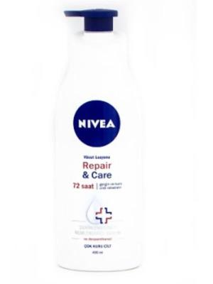 NIVEA BODY PUMP REPAIR&CARE LOSYON 400ML