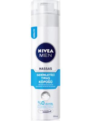 NIVEA FOR MEN TRAS KOP.HASSAS 200ML