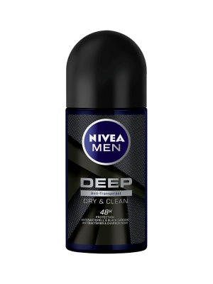 NIVEA ROLL-ON MEN DEEP 50ML