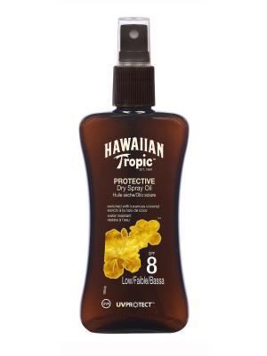 H.TROPIC PROTECTIVE SPRAY OIL SPF8 200ML