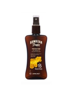 H.TROPIC PROTECTIVE SPRAY OIL SPF15 200ML