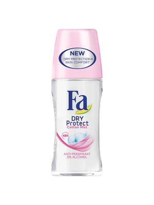 FA ROLLON DRY PROTECT COTTON 50ML