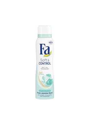 FA DEO SOFT&CONTROL 150ML