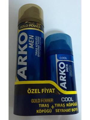 ARKO TRAS KOP.GOLD POWER 200ML