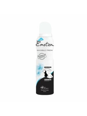 EMOTION INVISIBLE FRESH DEO 150ML