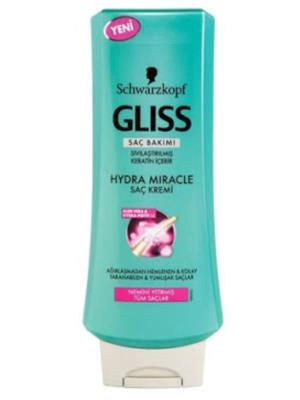 GLISS HYDRA MIRACLE SAC KREMI 400ML