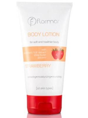 FLORMAR BODY LOTION STRAWBERRY 150ML