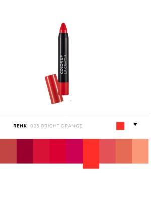 FLORMAR COLOR UP LIP CRAYON NO:05