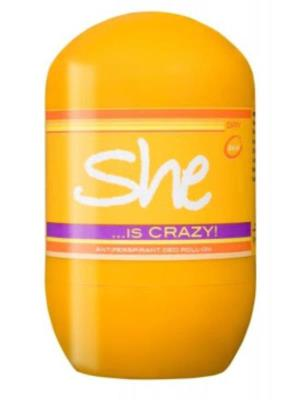SHE IS ROLL-ON CRAZY 40ML