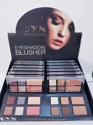 CAT.A DYN EYESHADOW&BLUSHER SET