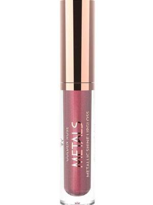 G.R METALS METALLIC SHINE LIPGLOSS NO:04