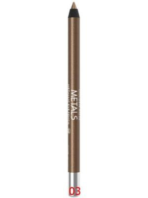 G.R METALS METALLIC EYE PENCIL NO:03