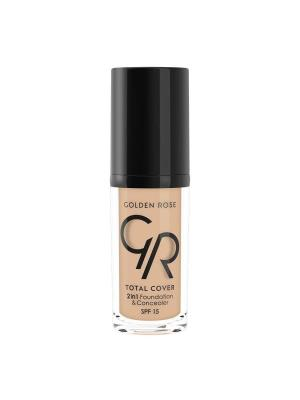 G.R TOTAL COVER 2IN1 FOUN&CONCEALER NO:05