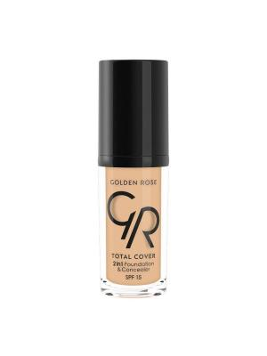 G.R TOTAL COVER 2IN1 FOUN&CONCEALER NO:11