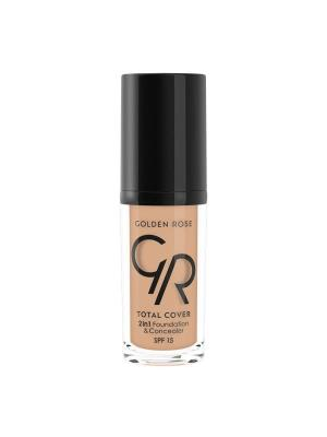 G.R TOTAL COVER 2IN1 FOUN&CONCEALER NO:15