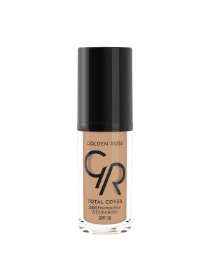 G.R TOTAL COVER 2IN1 FOUN&CONCEALER NO:18