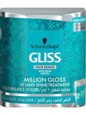GLISS MILLION GLOSS SAC MASKESI 150ML